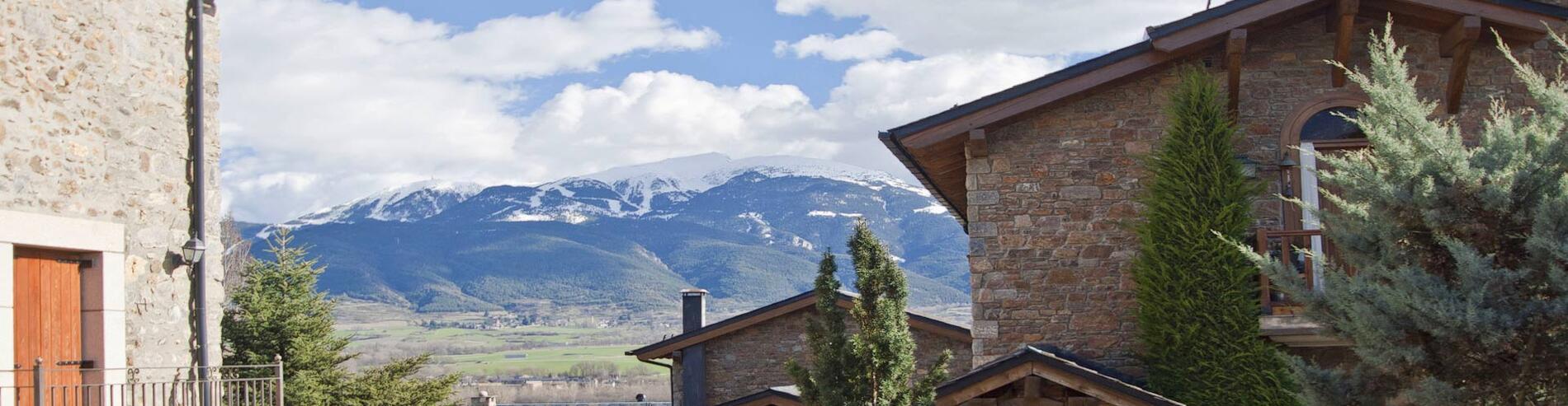 Inmobiliaria en Ger, La Cerdanya