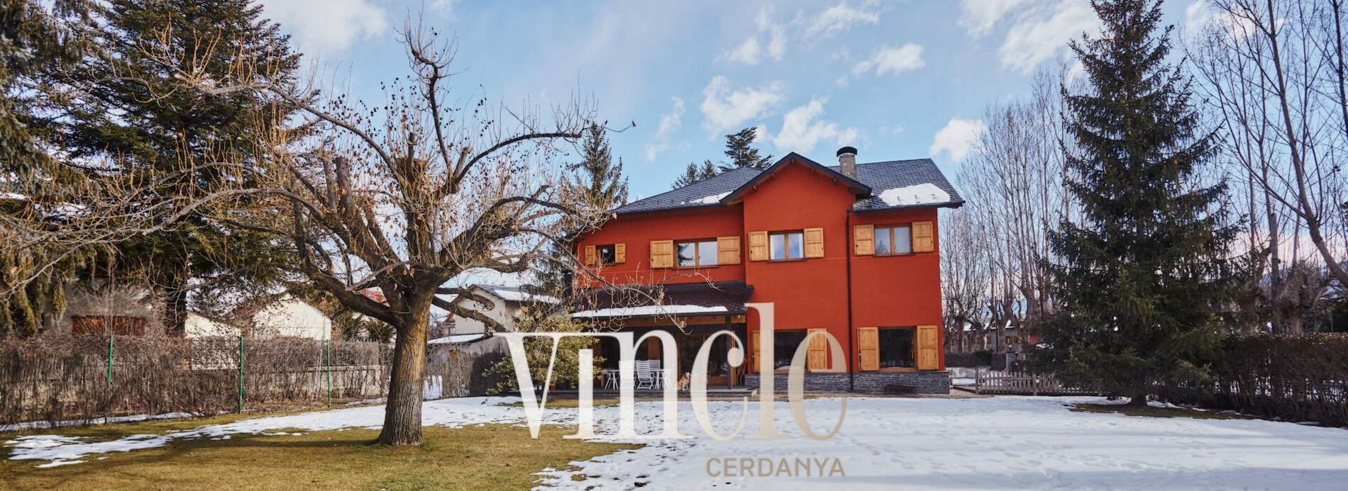 Comprar casa singular en puigcerd vincle cerdanya - Casas en puigcerda ...